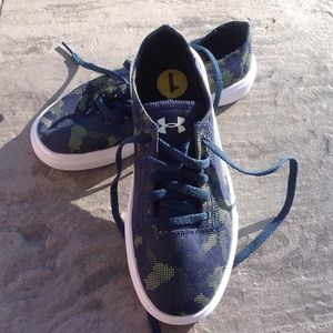 Brand new Under Armour sneakers.